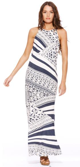 Seduce Afrique Chic Maxi Dress